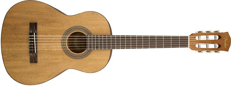Fender MC-1 3/4 Steel String mang phong cách cổ điển