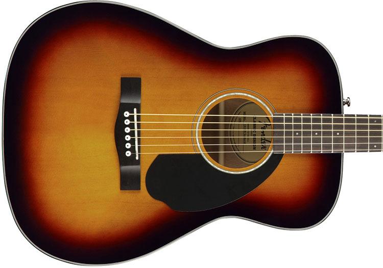 Đàn guitar CC-60S có nhiều tính năng hấp dẫn với mức giá phải chăng