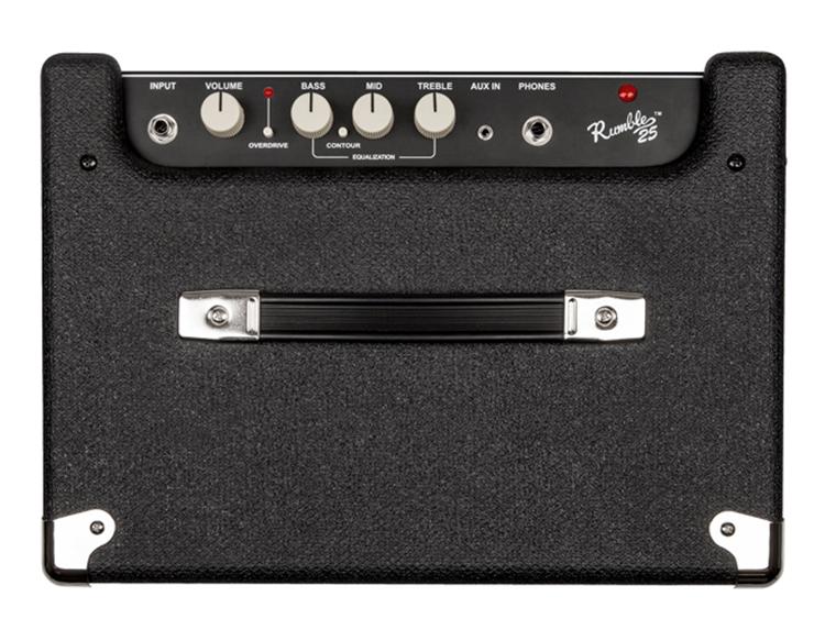 Amplifier Fender Rumble 25 V3 230V EUR có mức giá phải chăng