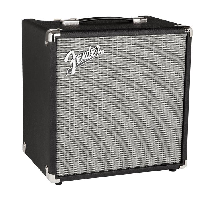 Amplifier Fender Rumble 25 V3 230V EUR có thiết kế chuyên nghiệp