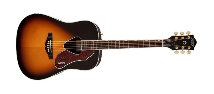 Guitar acoustic Gretsch-G5024E hoàn hảo từ trong ra ngoà