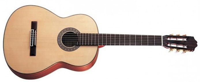 Đàn Guitar Classic KapokLC-28 có kích thước linh hoạt
