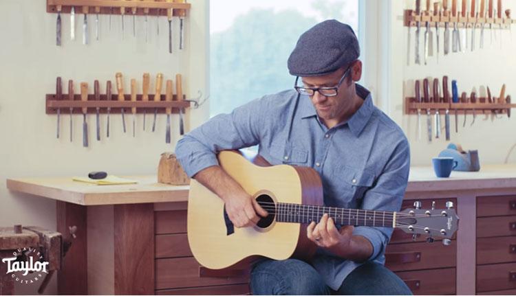 Đàn Guitar Taylor Academy A10 là chiếc guitar Acoustic dáng Dreadnought