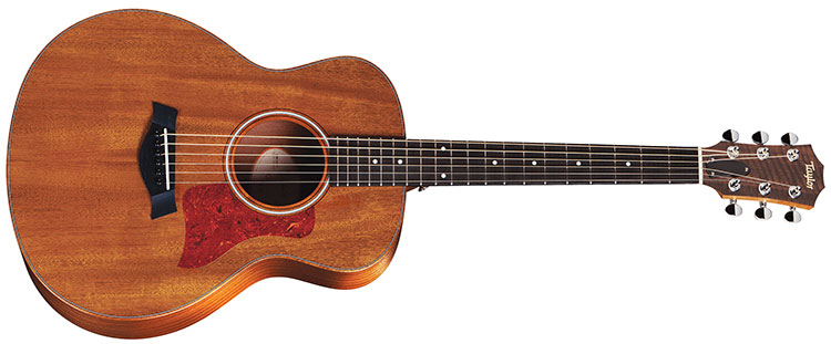 Đàn Guitar Taylor GS Mini MAH có thiết kế nhỏ gọn