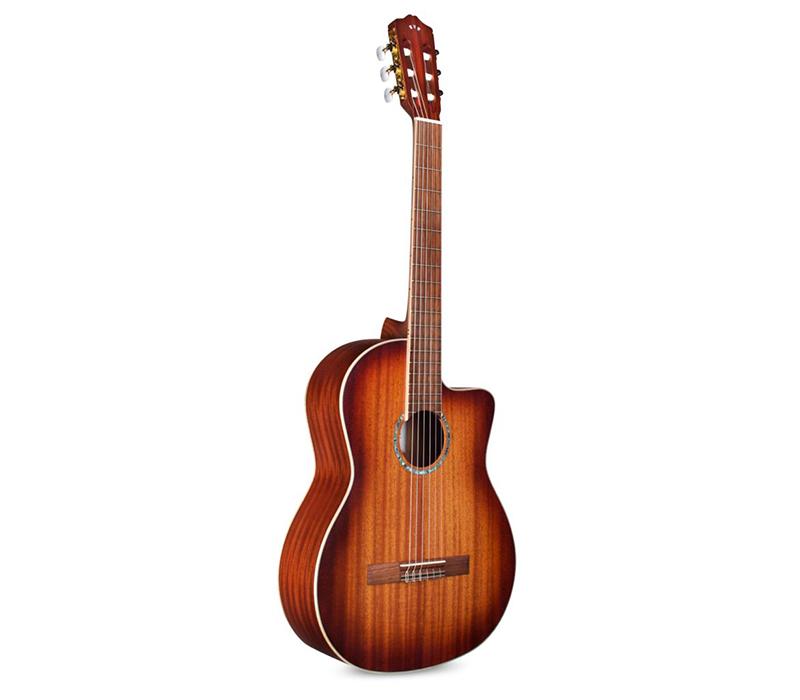 đàn guitar cordoba c4ce có chất lượng âm thanh đạt chuẩn