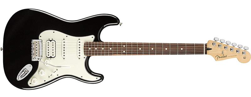 Đàn Guitar điện Fender Player Strat HSS PF có chất âm truyền cảm
