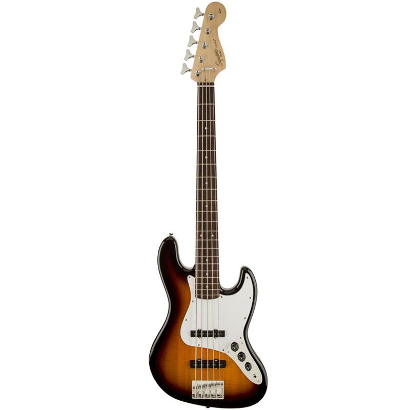 Fender affinity j bass v là phiên bản bán chạy của dòng guitarFender® Jazz Bass® nổi tiếng trên thế giới, là cây đàn guitar bass 5 dây được nhiều người yêu thích