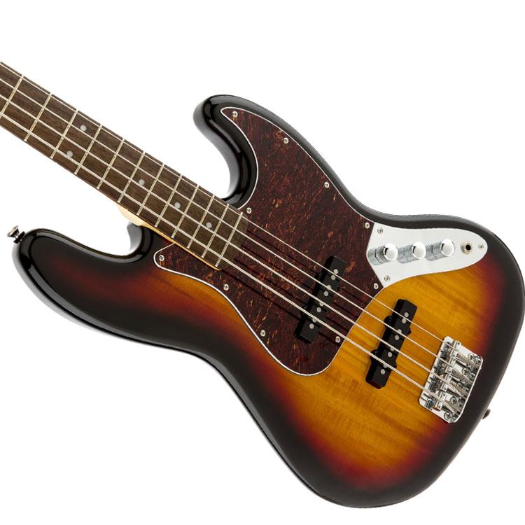 SquierVintage Modified Jazz Bass có thiết kế linh hoạt