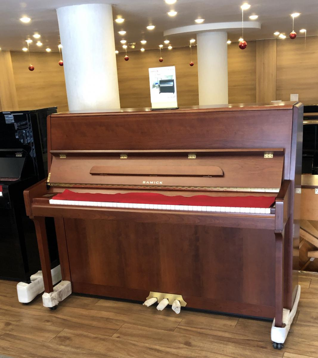 Đàn Piano Samick JS118D