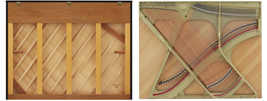 Piano Kawai K-300 hút hồn người chơi bởi chất âm dày và ấm