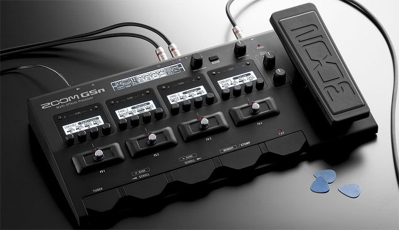 multi effects g5n mô phỏng amp chân thực