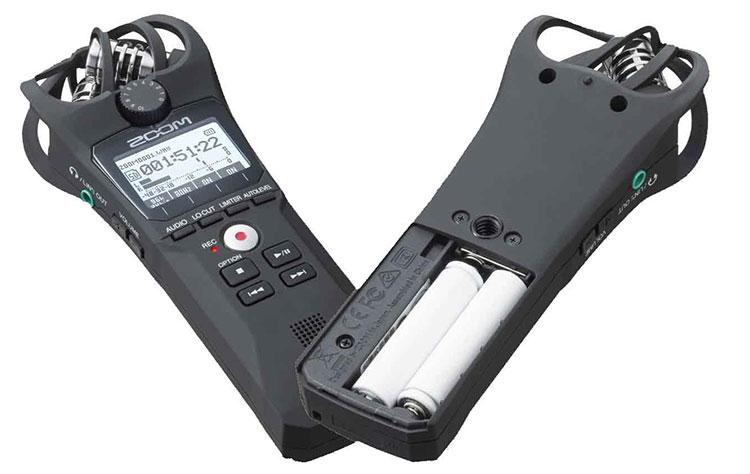 Bán Thiết bị máy thu âm cầm tay - 1