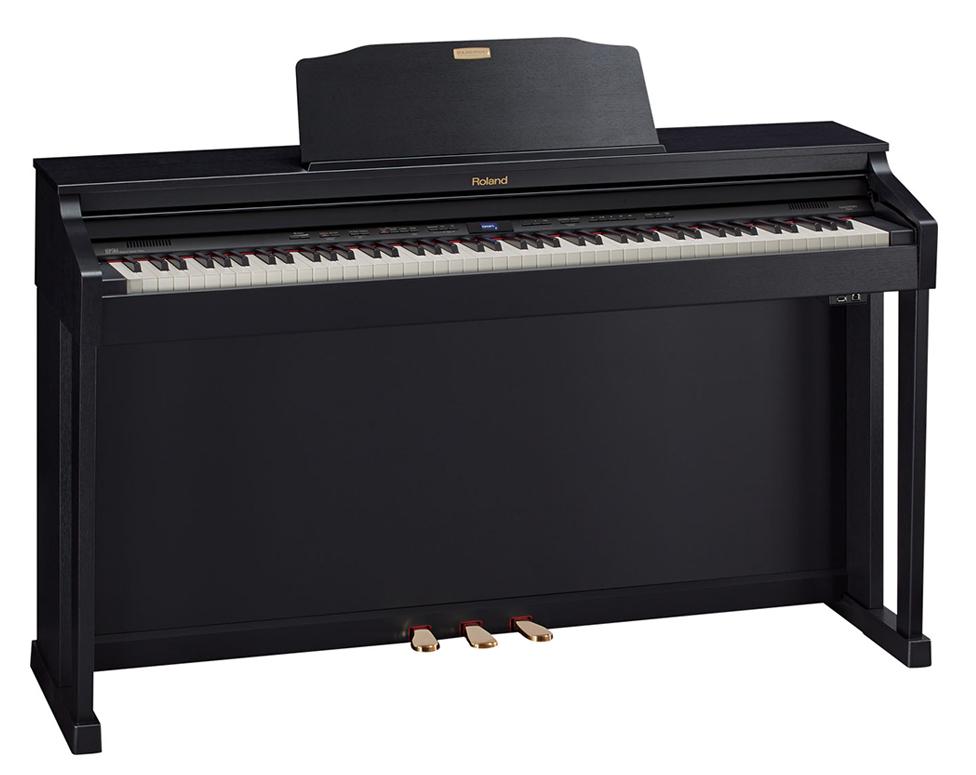 Đàn Piano điện HP-504 có kích thước linh hoạt