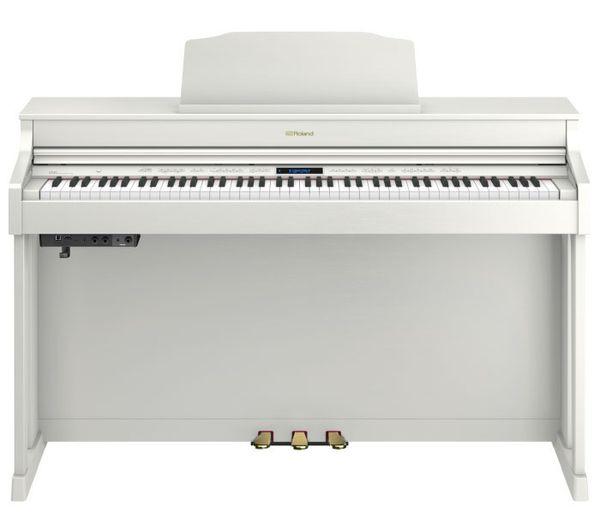 Bàn phím Roland HP-603 là loại bàn phím mới pha trộn gỗ và vật liệu đúc tốt nhấ