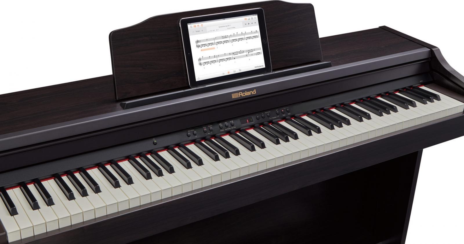 Bàn phím Ivory Feel PHA-4 đáp ứng các sắc thái của cảm giác chạm