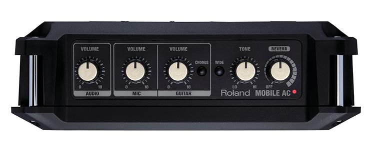 Roland Mobile AC nhiều hiệu ứng đa dạng