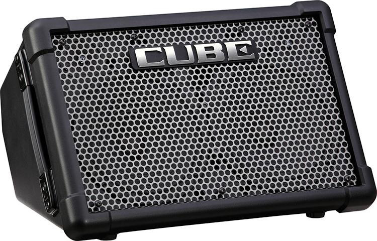 amplifier cube street ex có thiết kế nhỏ gọn