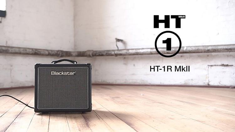 Amplifier HT-1R MKII với một thiết kê hoàn toàn mới
