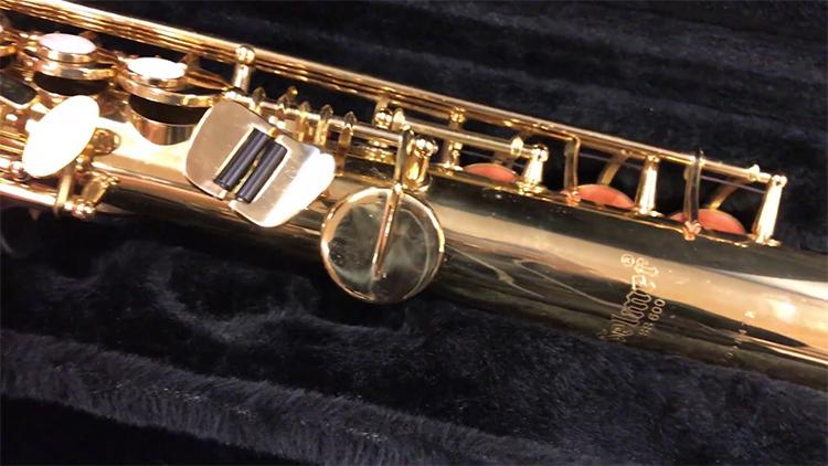 Selmer SS600 Soprano Saxophones đảm bảo chất lượng