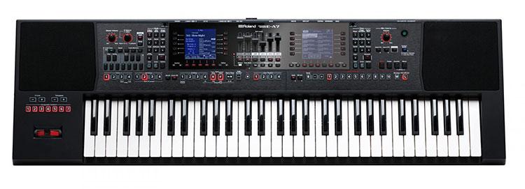 Đàn Arranger Keyboard Roland E-A7 là cây đàn đa năng