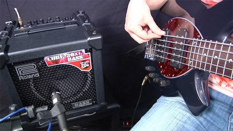 Roland Bass CUBE-120XL