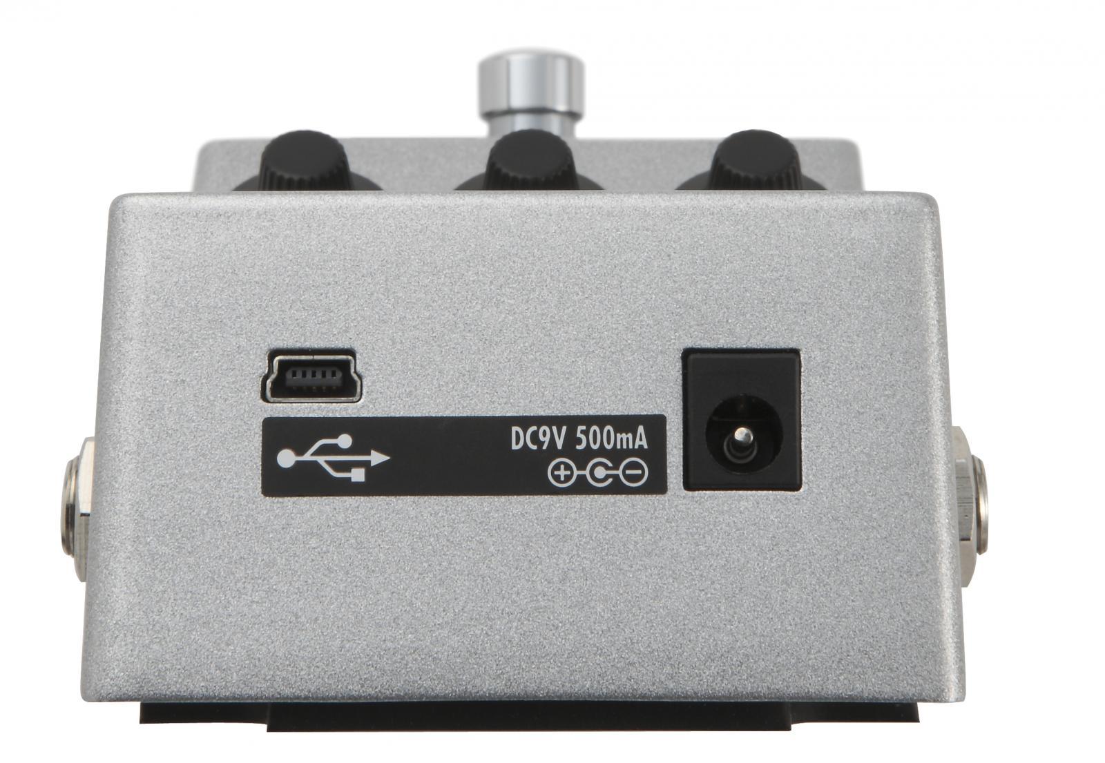 Thiết kế của Guitar FX MS-50G