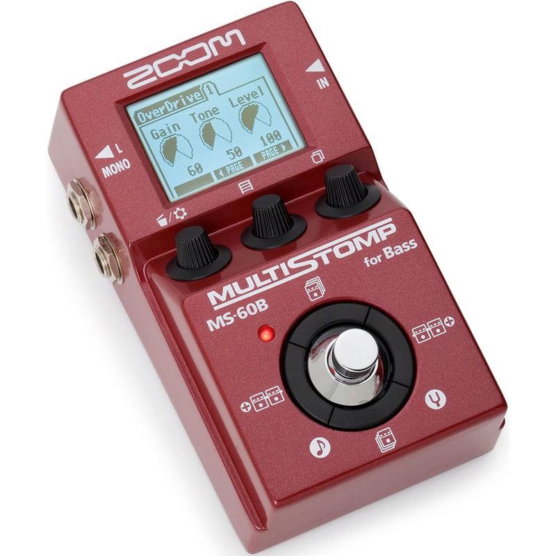 Thiết kế của Guitar FX MS-60B