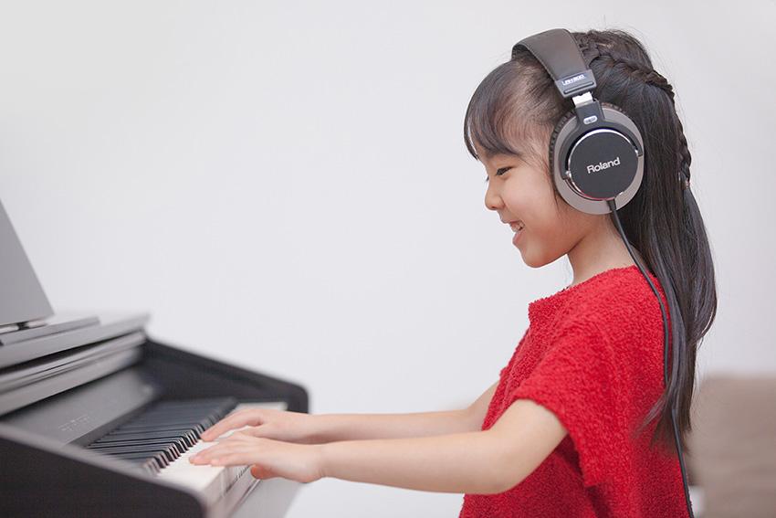 Roland RP-30 thích hợp cho các bé và những người mới chơi