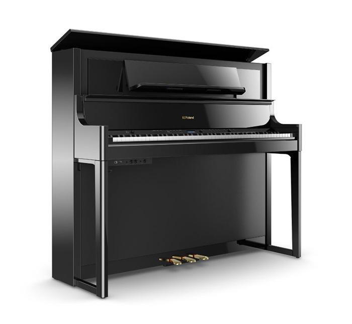 Roland LX708 có âm thanh đẳng cấp