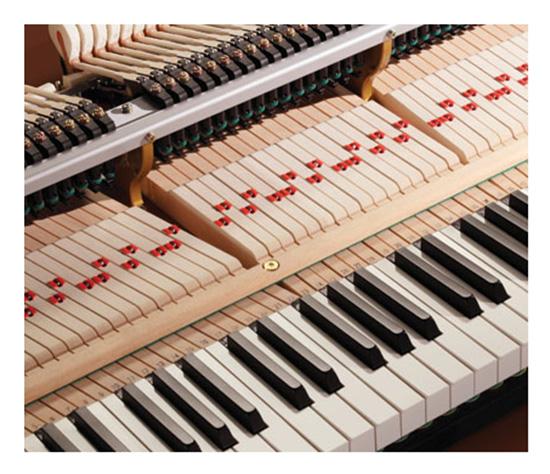 Độ dài phím được tăng thêm nhằm giúp cho việc bấm phím dễ dàng hơn