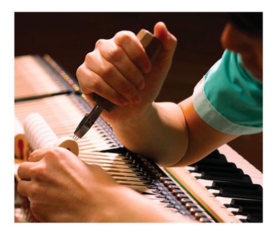 Búa đàn Shiko Seion là thiết kế độc quyền của Kawai