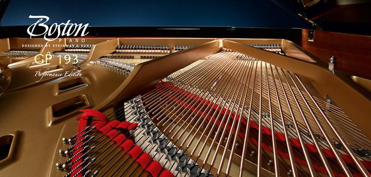 Đàn Piano Boston GP-193 âm thanh đẳng cấp
