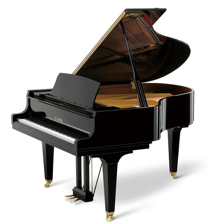 Đàn Piano Kawai GL-40 được thiết kế theo kích thước cổ điển