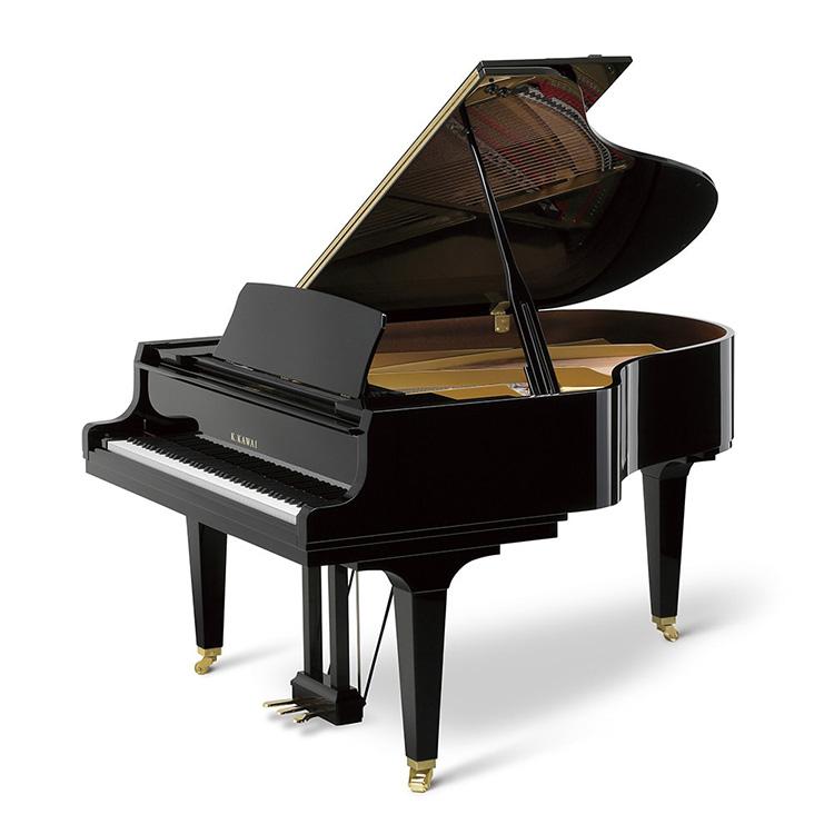 Đàn Piano Kawai GL-50 nổi bật với thiết kế chuyên nghiệp, hiện đại