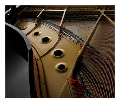 Khung đàn pianoV-pro Plate GL-50 được làm từ chất liệu gang chắc chắn