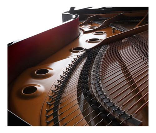 Khung kim loại là cấu trúc bằng sắt thể hiện sự trung lập về âm thanh của piano
