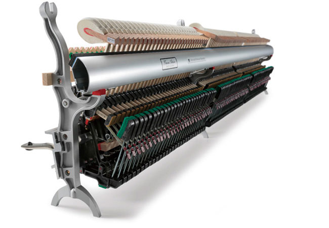 Bộ máy cơ thiên niên ký thế hệ thứ III là một phát minh độc quyền của hãng Kawai