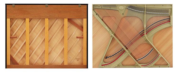 Piano Kawai mang trong mình chất âm dày và ấm