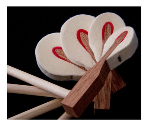 Búa đàn piano Kawai K-700 được làm bằng loại gỗ quý