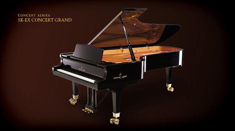 Đàn Piano Kawai SK-EX - một kiệt tác đẳng cấp và tinh tế