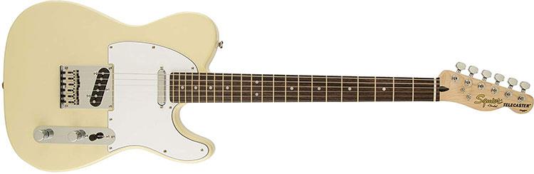 Đàn Guitar điện Squier Standard Telecaster nổi bật với thiết kế chuyên nghiệp