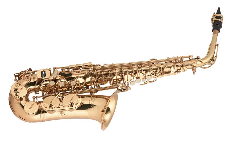 Kèn Saxophones Selmer AS-501 nổi bật với thiết kế sang trọng